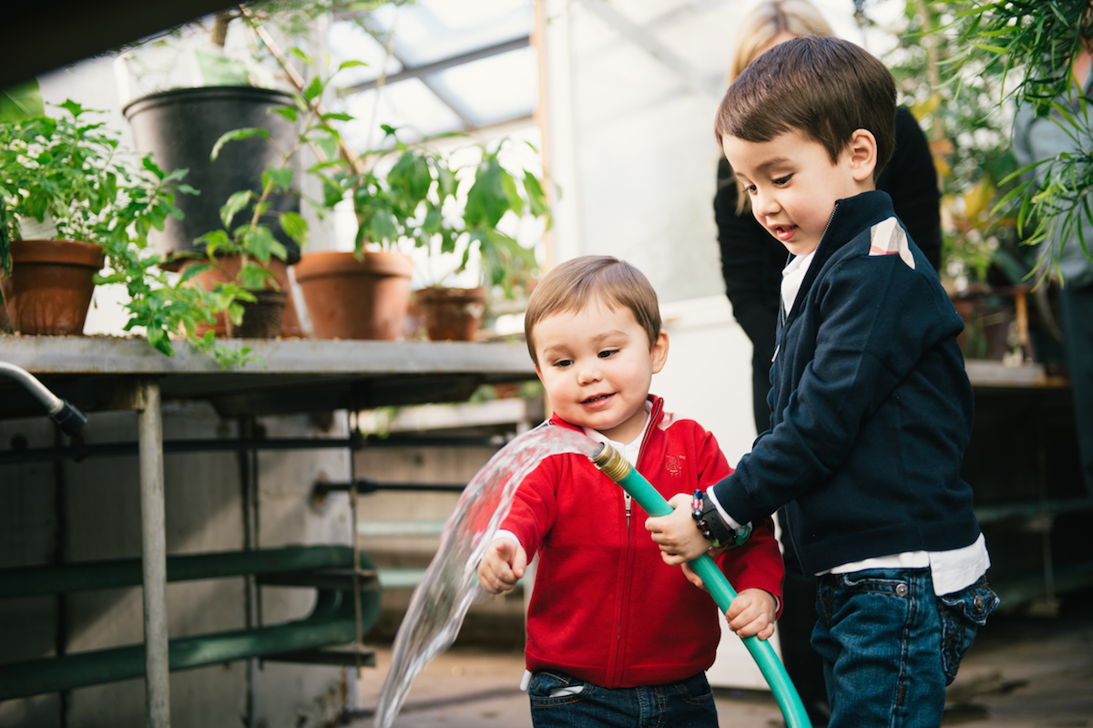 South End Family Photography  Where Spring is Always in Bloom  Karen Kelly Photography
