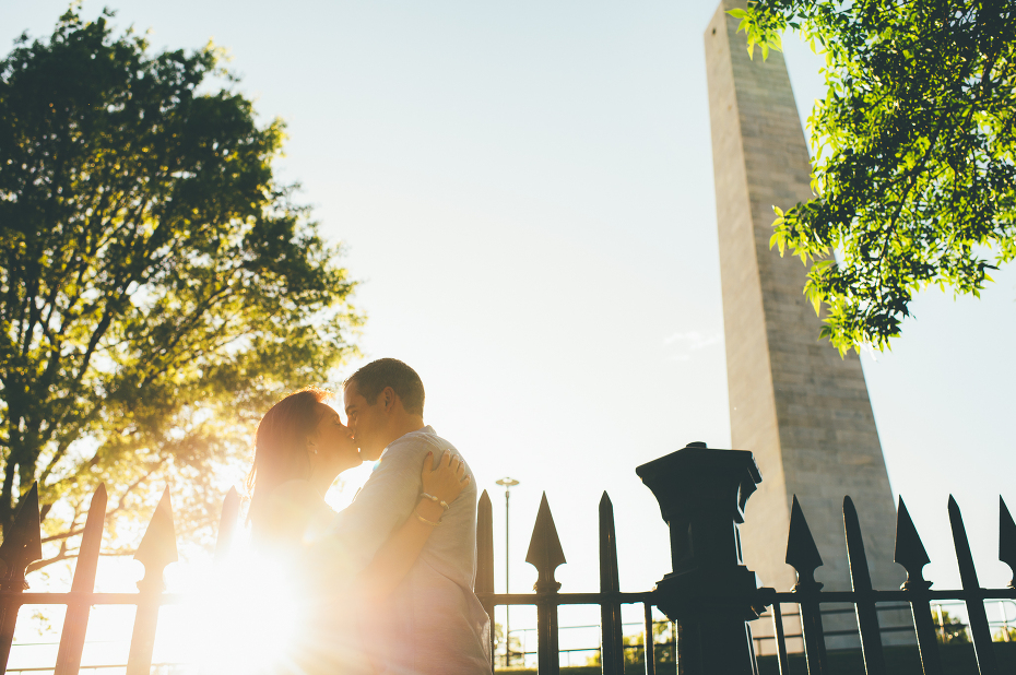 photographs of an engagement session in charlestown by karen kelly photography